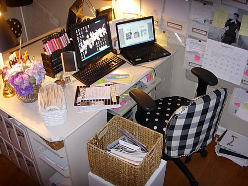How To Make A Partners Desk Home Office