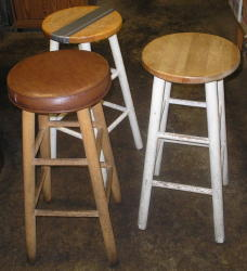 How To Make No Sew Kitchen Stool Covers In My Own Style