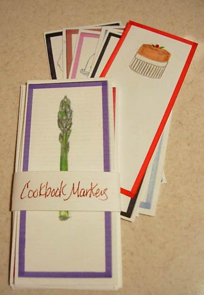 Cookbook Markers 2