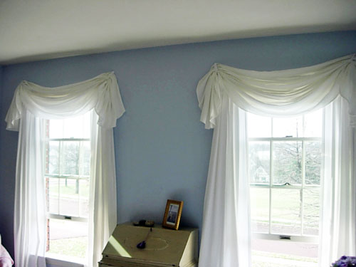 Affordable window treatments to make