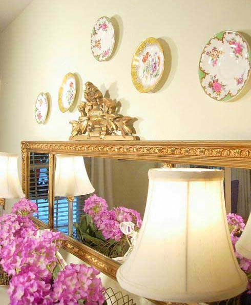 Plate Wall Hanging Ideas
