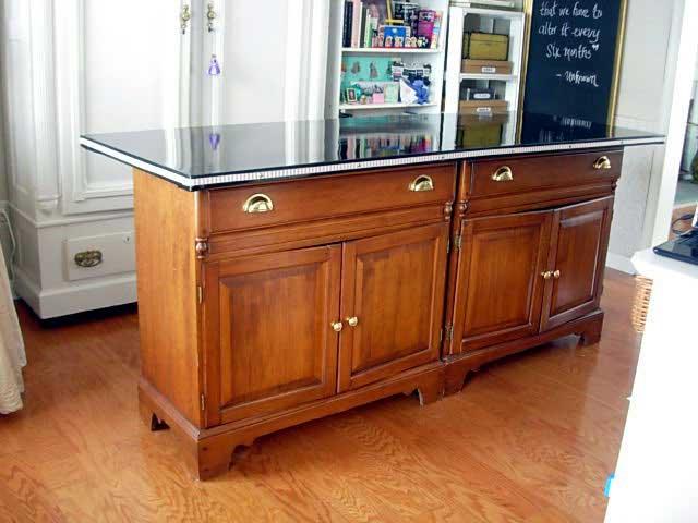 Craft room work Table