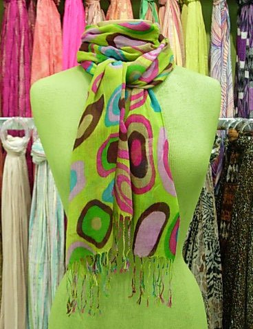8 Scarf tying ideas