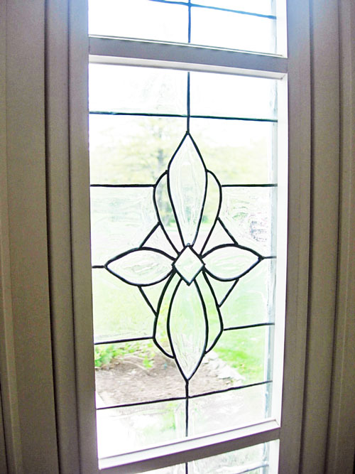 Gallery glass front door sidelights in my own style - Glass window painting ideas ...