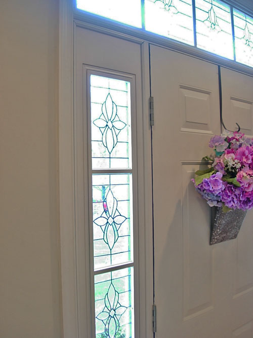 Gallery Glass Front Door Sidelights In My Own Style