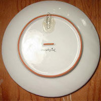 How-to Make Plate Hangers