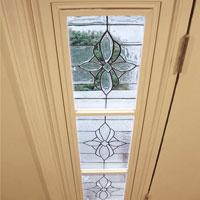 Gallery Glass Front Door Sidelights