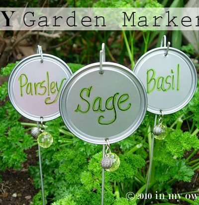 Jewelry for your Garden