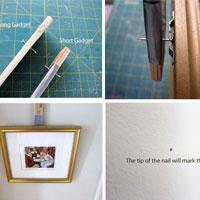 Tricks & Tips: Decorating Ideas