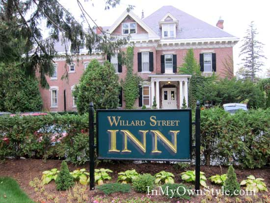 The Willard Street Inn