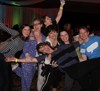 Fun at The Blissdom 12 Conference