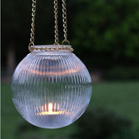 How To Make Outdoor Glass Hanging Lights