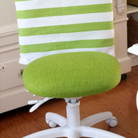 How To Make Over An Office Chair