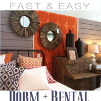 Dorm Decorating Ideas + Organizing + Storage Tips