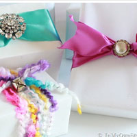 Wrapping Presents In Elegant Ease