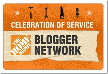 Teaming Up with The Home Depot + Operation Homefront
