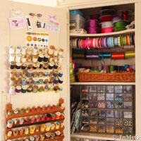 My Craft Cabinet: Up Close and Personal