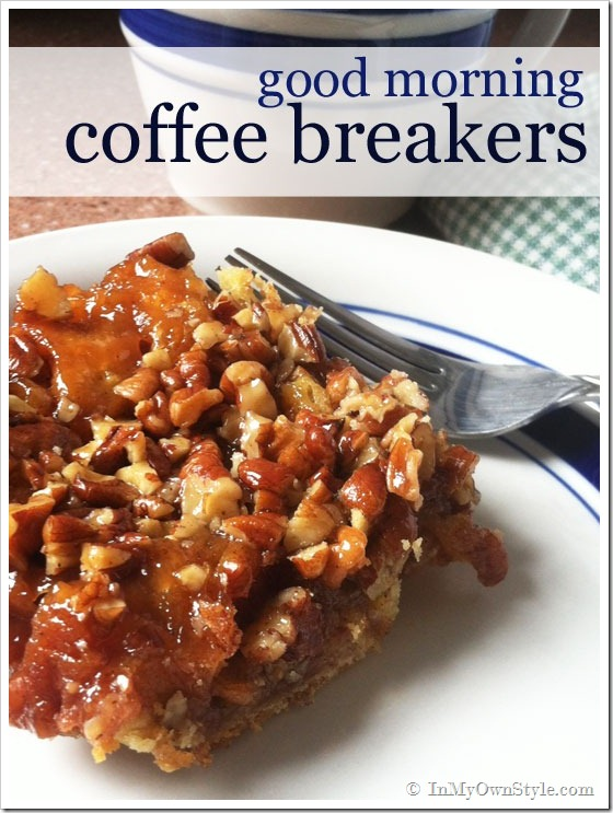 Coffee Breakers recipe