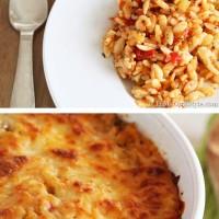 Baked-Mozzarella-Orzo Recipe