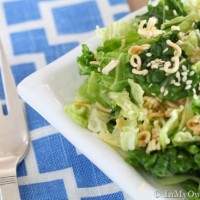 Savoy Cabbage Salad recipe