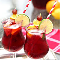 The Best & Easiest Sangria Recipe Ever!