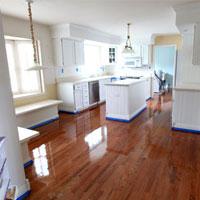 How the Pros Refinish Hardwood Floors