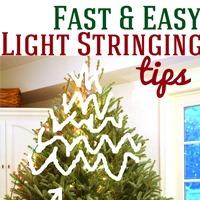 6 Christmas Tree Lighting Tips to Consider