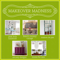 BHG Makeover Madness Link Party Winner