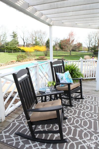 Polywood Furniture for Outdoor Living