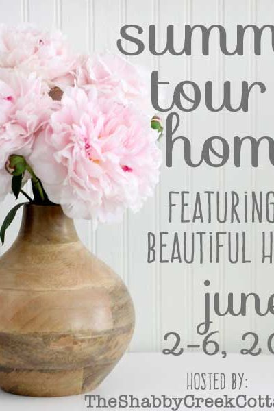 Summer Tour Of Homes 2014