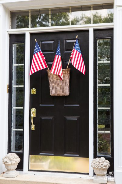 My 4th of July Decorations