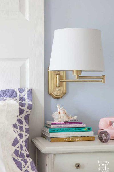 Transformation: Update Brass Lamps