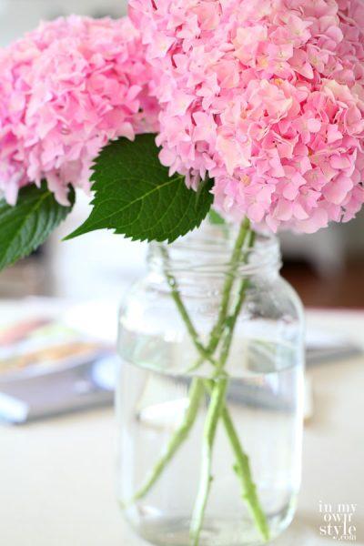 How to Cut Hydrangeas So They Won't Wilt