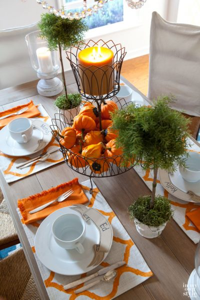 Finding Fall Home Decorating Tour