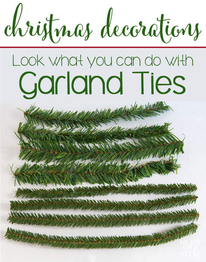 Budget-Ideas-to-decorate-a-home-for-Christmas-using-garland-ties