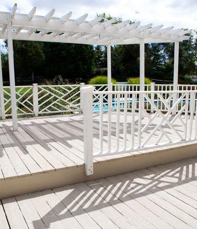 Looks Brand New : Deck Restore FAIL