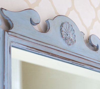 Mirror Makeover For A Good Cause