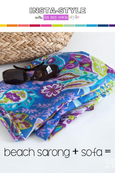 Insta-Style: Beach Sarong