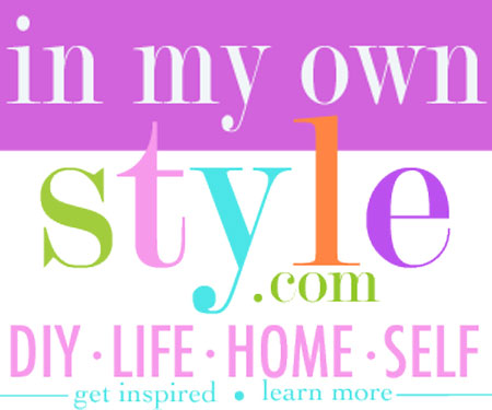 In My Own Style Top Budget Diy Home Decorating Blog With