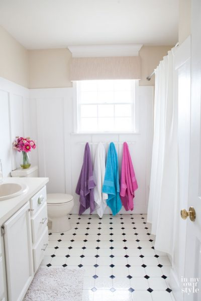 DIY Home Improvement: Budget Bathroom Makeover for $265