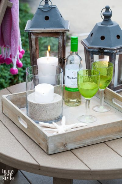 Outdoor Living: Eco Chic Style