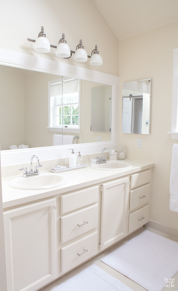 Home Staging: Updates for a Bathroom