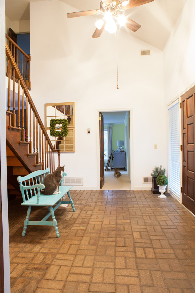 View-of-foyer-from-kitchen-hallway