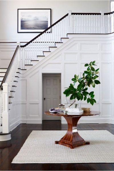 Lake House Staircase Makeover: Part I