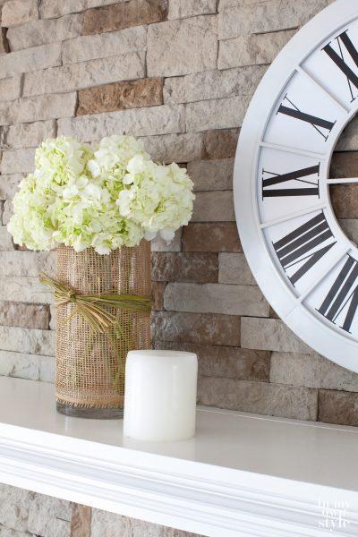 10-Minute Decorating: Flower Vase