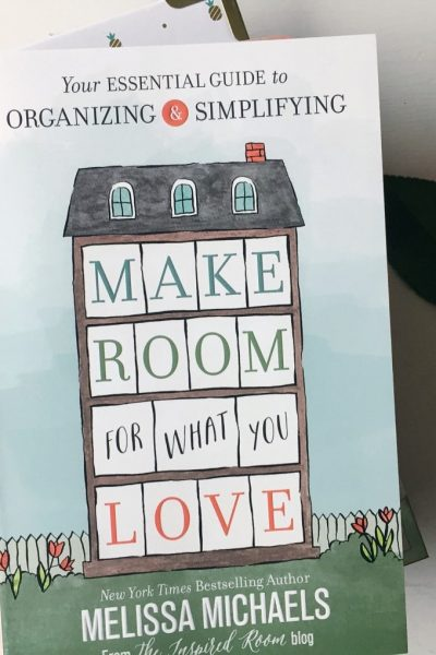 Make Room For What You Love + Giveaway
