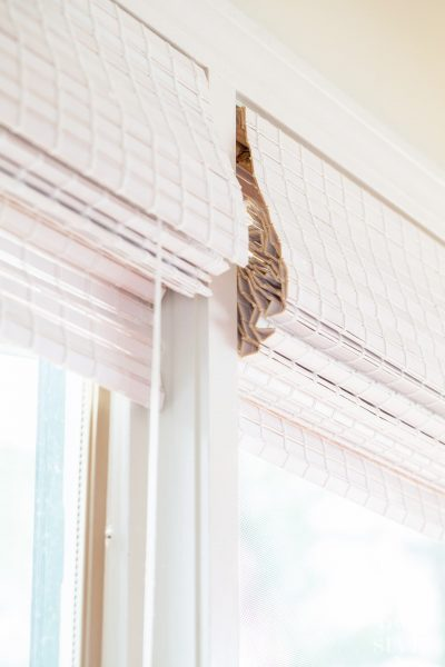 Affordable Window Shade Options for the Kitchen