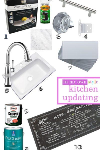 Kitchen Makeover Plans: Bye-Bye 1970's