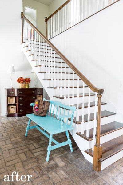 Painting Staircase Balusters Without Losing Your Mind