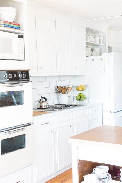Kitchen Makeover Update: Cabinet Hardware